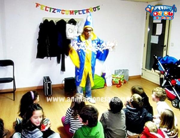 Magos para fiestas infantiles en Alcobendas