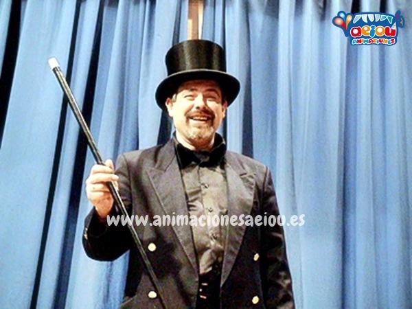 Animadores, magos y payasos infantiles en Alcobendas