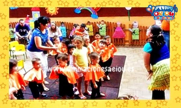 Magos para fiestas infantiles en Aranjuez