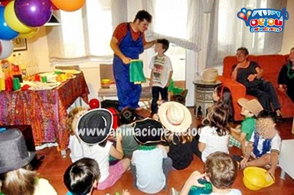 Animadores para fiestas infantiles en Boadilla del Monte