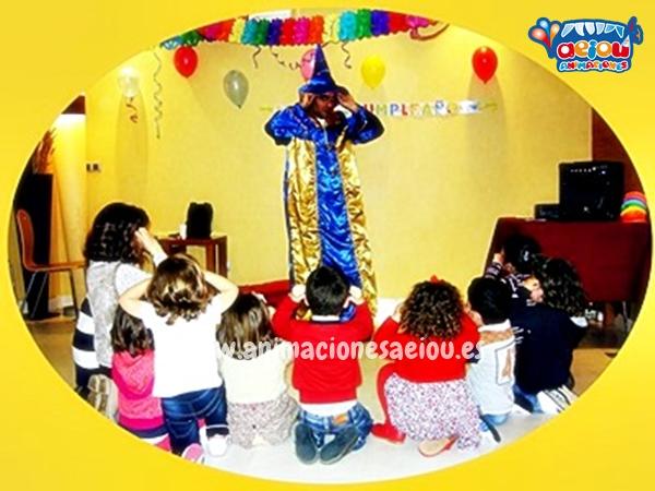 Animadores, magos y payasos infantiles en Boadilla del Monte