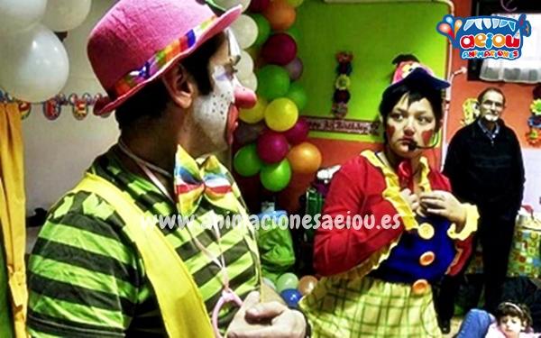 Animadores y fiestas infantiles en Collado Villalba