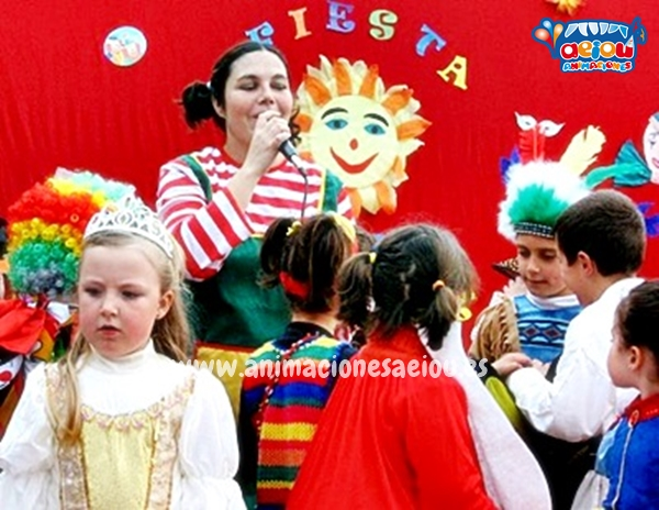 Magos para fiestas infantiles en Collado Villalba