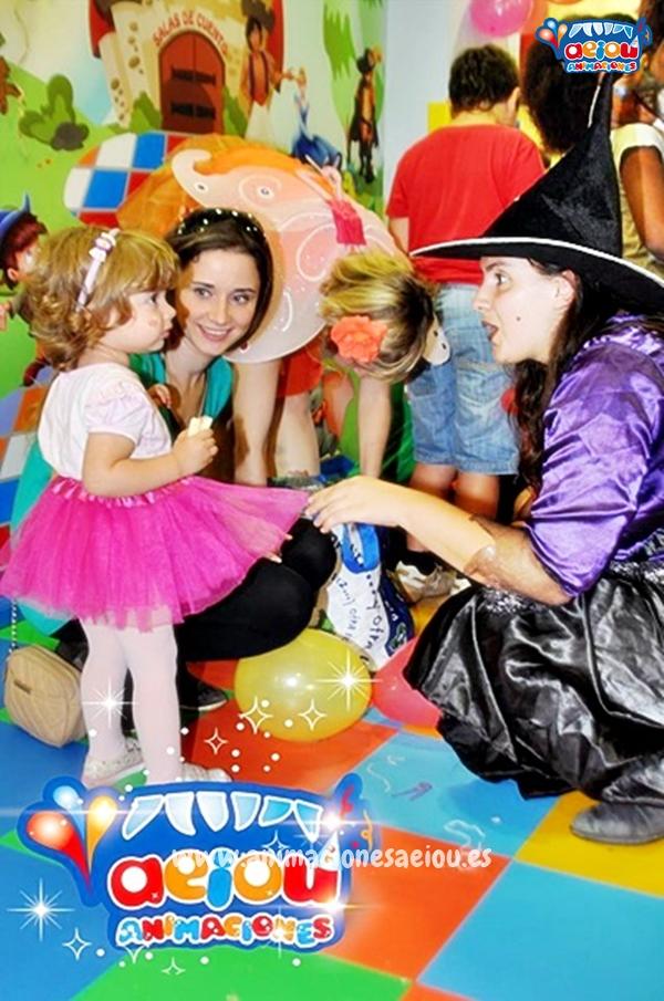Payasos para fiestas infantiles en Colmenar Viejo