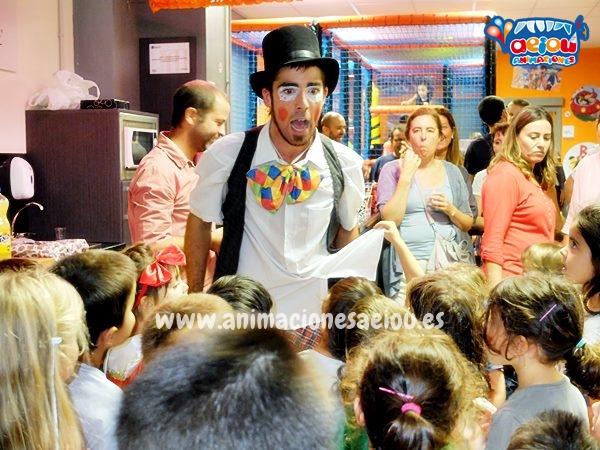 Magos para fiestas infantiles en Leganés