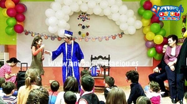 Payasos para fiestas infantiles en Leganés