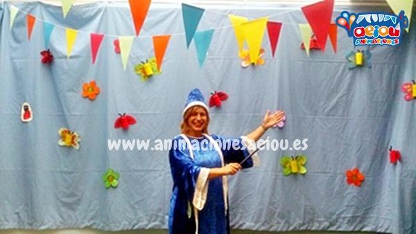 Animadores para fiestas infantiles en Pinto