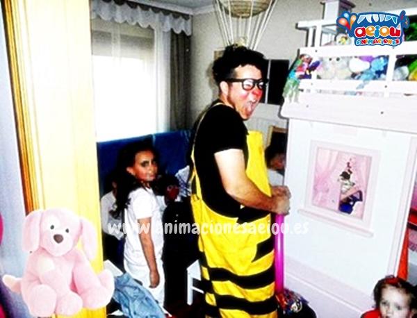 Magos para fiestas infantiles en Pozuelo