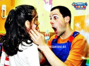 Animadores y fiestas infantiles en Pozuelo