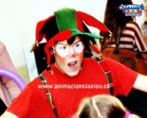 Animadores y fiestas infantiles en San Sebastián de los Reyes