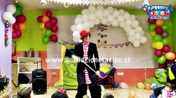 Magos para fiestas infantiles en Torrejón de Ardoz