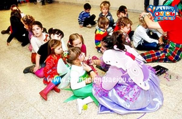 Payasos para fiestas infantiles en Valdemoro