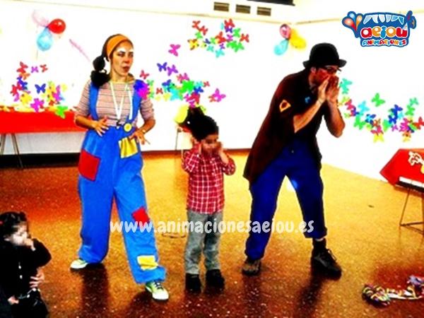 Animación de cumpleaños infantiles en Chinchón