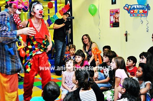 Animación de cumpleaños infantiles en Comenarejo