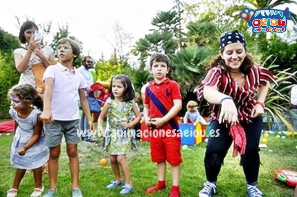 Animación de cumpleaños infantiles en Mataelpino