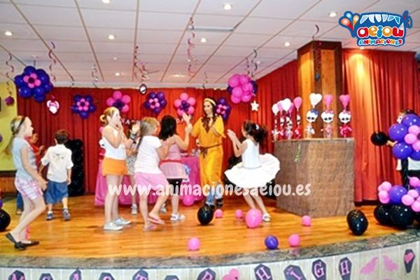 Animación de cumpleaños infantiles en San Fernando de Henares
