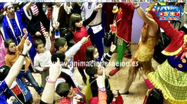 Animaciones de Fiestas Infantiles en Arévalo