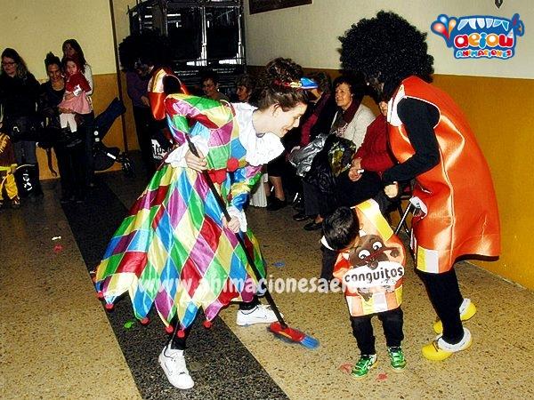 Animaciones de Fiestas Infantiles en Aranjuez