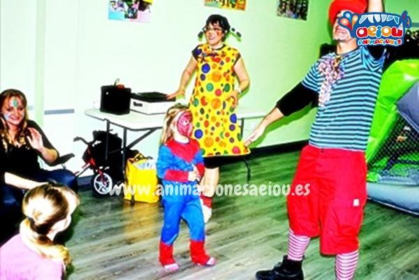 Animaciones de Fiestas Infantiles en San Idelfonso