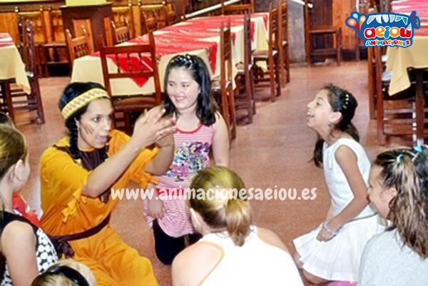 Animaciones de Fiestas Infantiles en San Sebastian de los Reyes