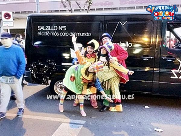 Animaciones de Fiestas Infantiles en Segovia