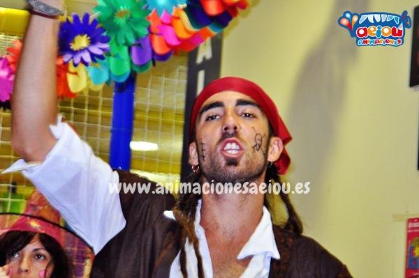 Animaciones para cumpleaños infantiles en Galapagar