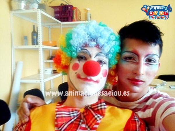 Animaciones para fiestas de cumpleaños infantiles en El Casar