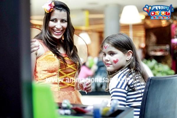 Animaciones para fiestas de cumpleaños infantiles en Esquivias