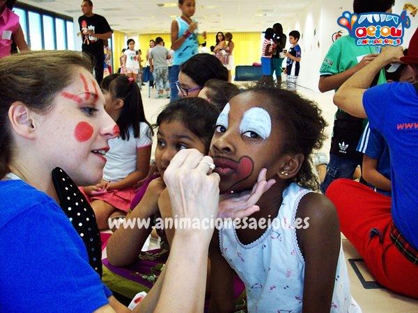 Animaciones para fiestas de cumpleaños infantiles y comuniones en Arenas de San Pedro