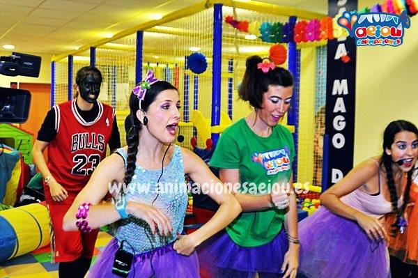 Animaciones para fiestas de cumpleaños infantiles y comuniones en Casarrubios del monte