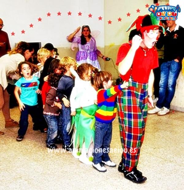 Animaciones para fiestas de cumpleaños infantiles y comuniones en El Casar