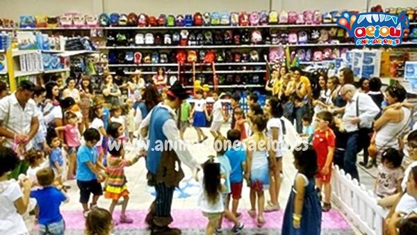 Animaciones para fiestas de cumpleaños infantiles y comuniones en Esquivias