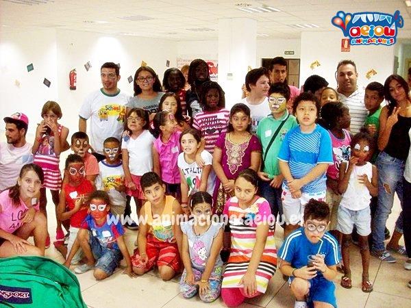 Animaciones para fiestas de cumpleaños infantiles y comuniones en Morata de Tajuña