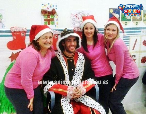 Animaciones para fiestas de cumpleaños infantiles y comuniones en Pinto