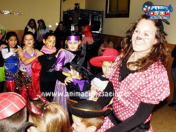 Animaciones para fiestas de cumpleaños infantiles y comuniones en Torrejón de Ardoz