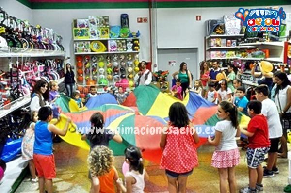 Divertidas Animaciones de Fiestas Infantiles en Yuncos