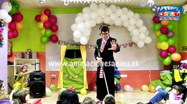 Fabulosas Animaciones para fiestas de cumpleaños infantiles en Yuncos