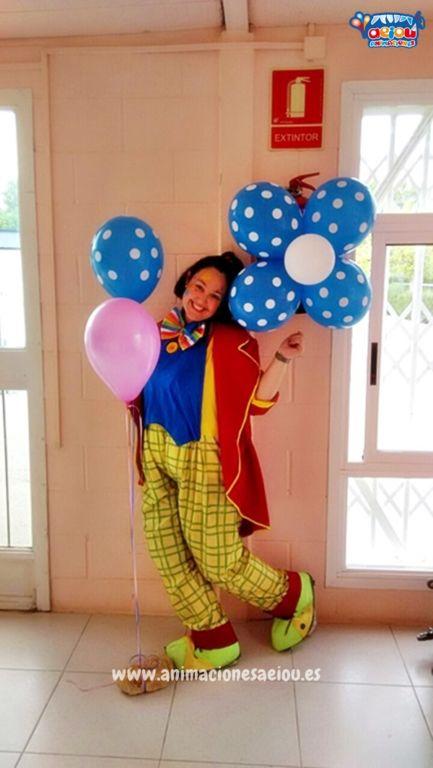 Las más divertidas y atractivas animaciones para fiestas de cumpleaños en Valdemoro