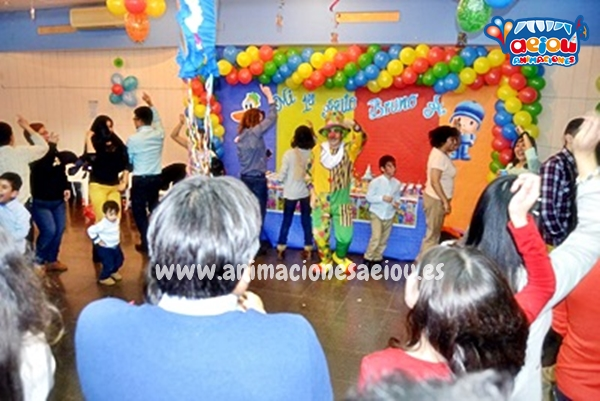 Las mejores animaciones de Fiestas Infantiles en Ciempozuelos