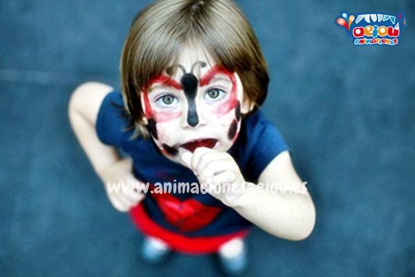 Solicita la mejor animación de cumpleaños infantiles en Cobeña