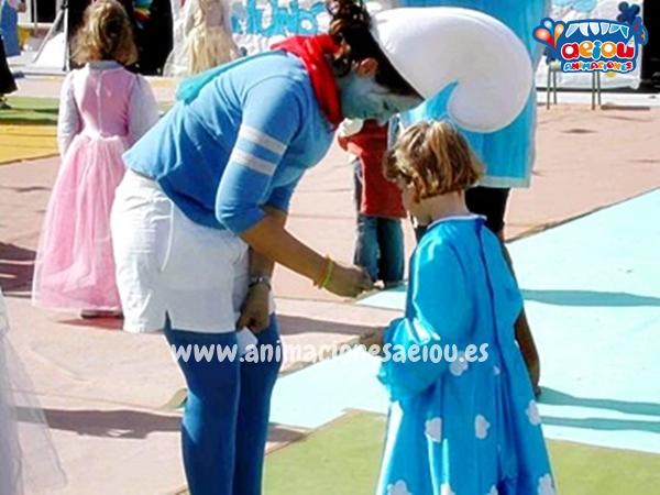 Animadores, magos y payasos infantiles en Alovera