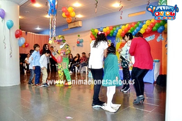 Magos para fiestas infantiles en Alpedrete