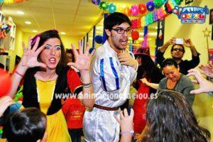Payasos para fiestas infantiles en Arévalo