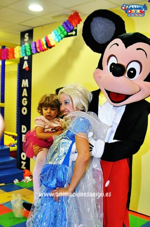 Animadores, magos y payasos infantiles en Cabanillas del Campo
