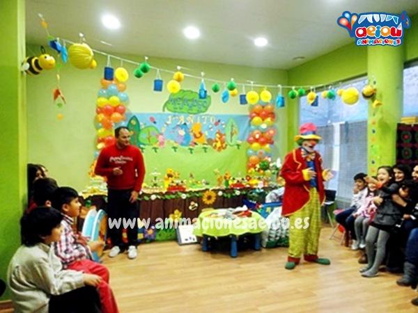 Magos para fiestas infantiles de El Casar
