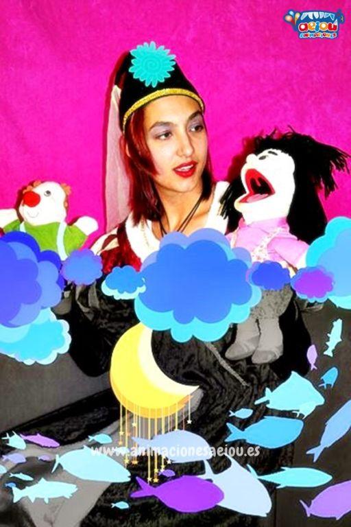 Animadores para fiestas infantiles en Cobeña