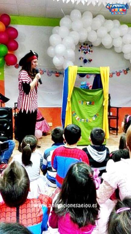 Magos para fiestas infantiles en Cobeña