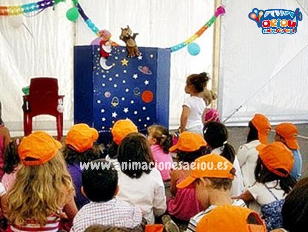 Animadores, magos y payasos infantiles en Cobeña