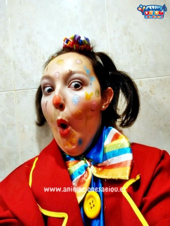 Animadores, magos y payasos infantiles en Colmenarejo