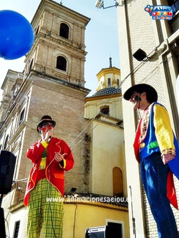 Magos para fiestas infantiles en El Escorial